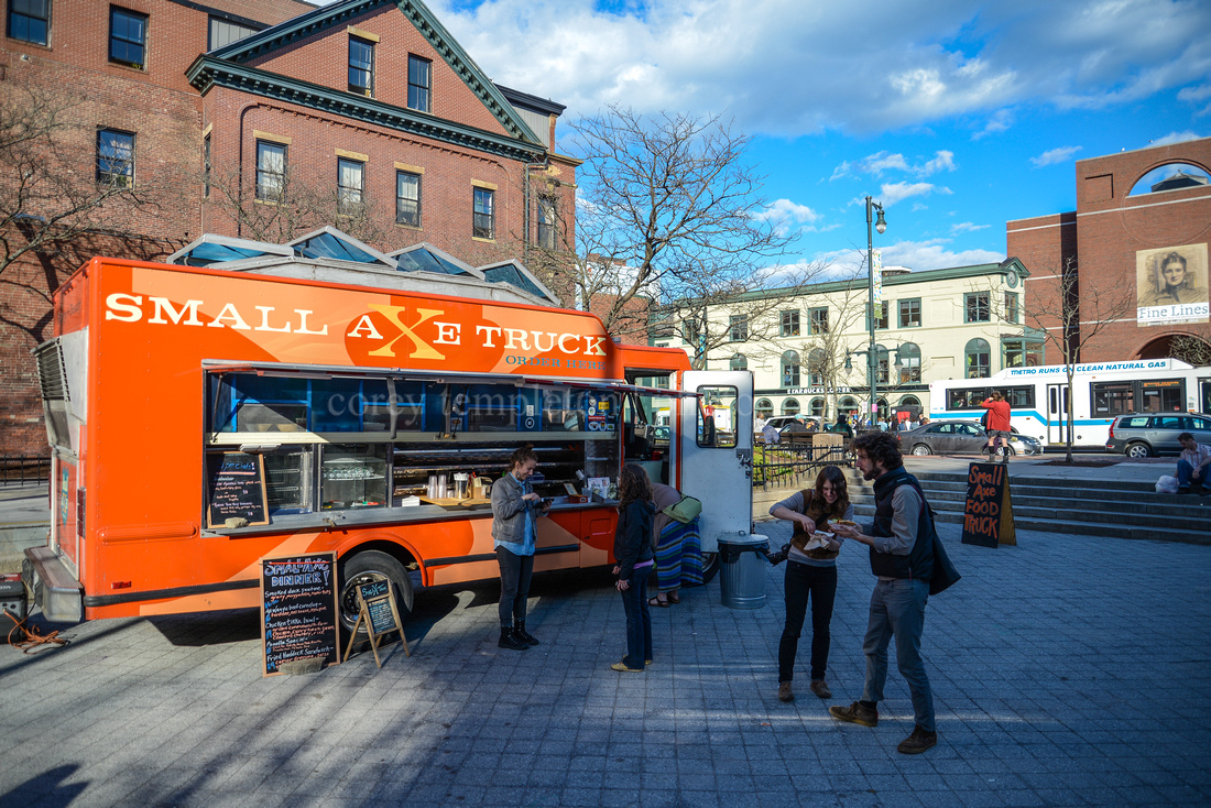Small Axe Food Truck 2