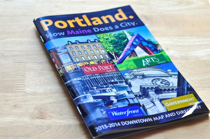 Portland Downtown Directory 2013-2014