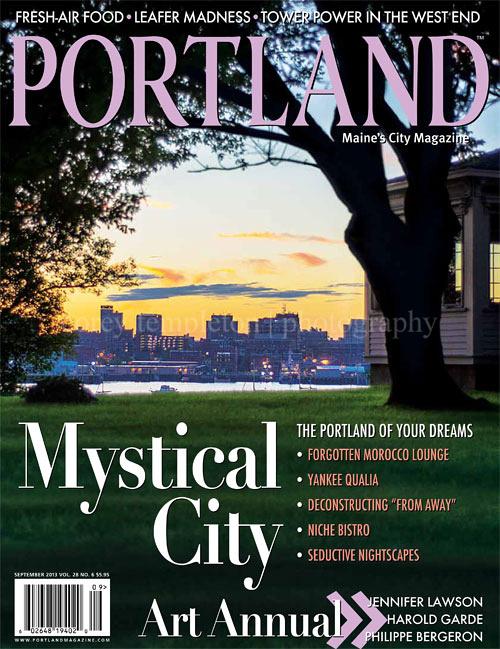 Portland Magazine (September 2013)