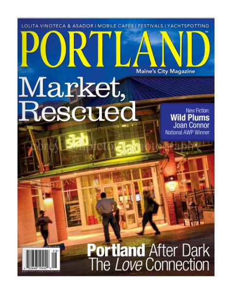 Portland Magazine (July/August 2014)