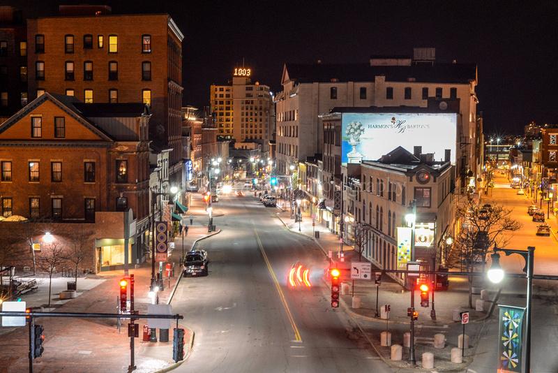 Congress Street Nights