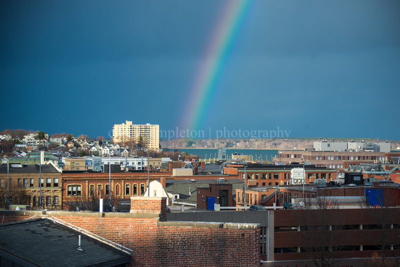 Old Port Rainbow, April 2015