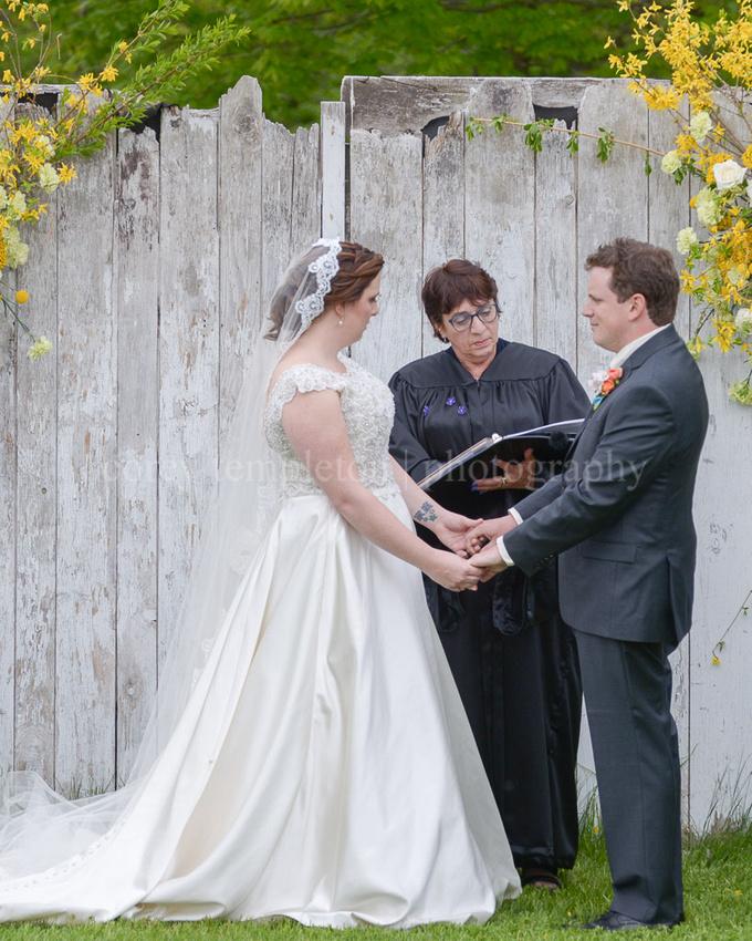 Katie Gray and Tim Kelley Wedding