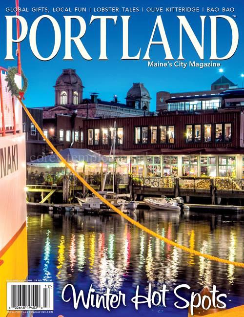 Portland Magazine (December 2014)