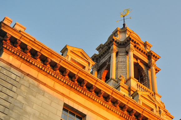City Hall Sunrise