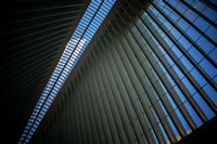 Oculus to One World Trade Center